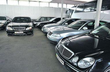 Второй аукцион по продаже авто чиновников назначили на 4 июля