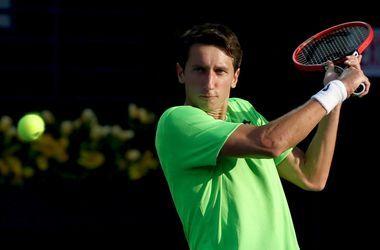 Сергей Стаховский вышел в третий круг турнира в Лондоне