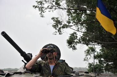 В Донбассе продолжается бой: видео очевидцев