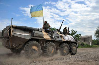Видеодневник АТО в Донбассе: 11 июня