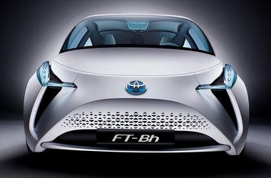 Toyota задумалась о создании парящего автомобиля