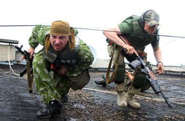 Силовики уничтожили огневую позицию террористов возле Семеновки