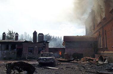 В Славянске возобновились ожесточенные бои