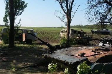 Причиной гибели 17 военных под Волновахой могло стать предательство – источник