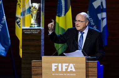 """Президент ФИФА: """"Крымские клубы должны играть в украинских лигах"""""""