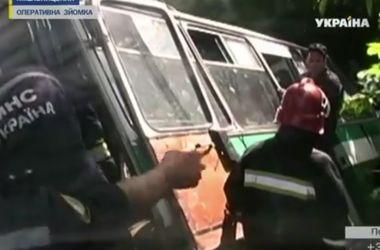 Крупная авария в Хмельницком: подробности