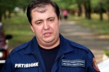 Главного спасателя Одессы отстранили от обязанностей