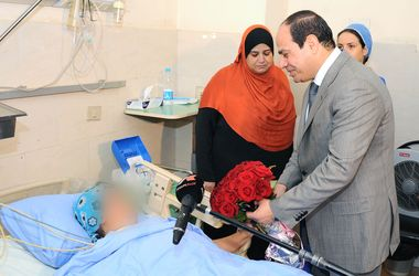 Президент Египта извинился за сексуальные домогательства