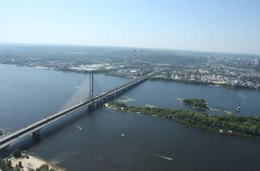 Южный мост в Киеве частично перекроют на выходные