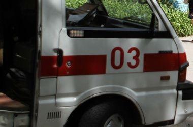 При взрыве в Донецке пострадали семь человек