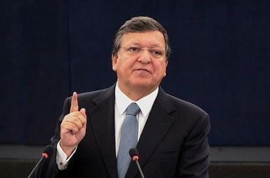 Баррозу: 27 июня Украина с ЕС подпишут Соглашение об ассоциации