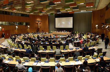 Россия представила проект резолюции СБ ООН по Украине