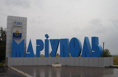 Бойцы АТО взяли штаб террористов в Мариуполе и захватили в плен боевиков