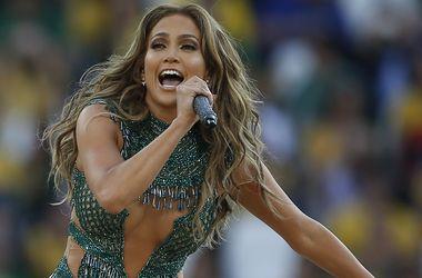 Дженнифер Лопес произвела модный фурор на открытии Чемпионата мира по футболу