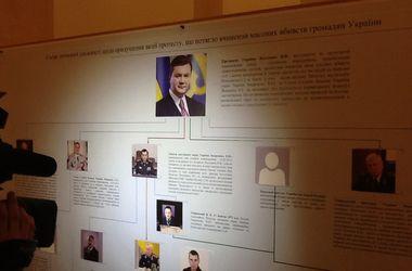 Генпрокуратура назвала имена чиновников, причастных к убийствам на Майдане
