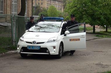 Участковые милиционеры Киева отказались отмечать свой праздник