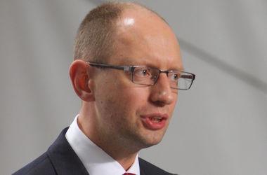Украина подает на Россию в суд из-за срыва газовых переговоров - Яценюк