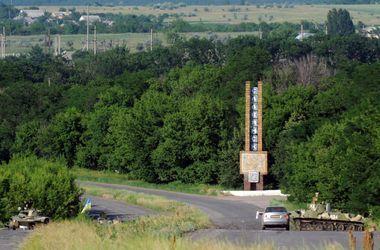 Террористы захватили водонасосную станцию под Славянском – пресс-центр АТО