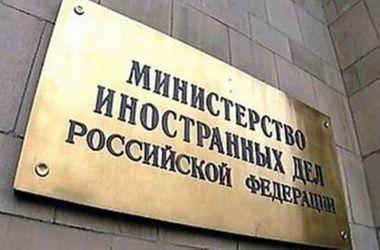 Из-за БТРов, которые пересекли российскую границу, Москва направила Киеву ноту протеста