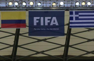 Где смотреть матч Колумбия - Греция
