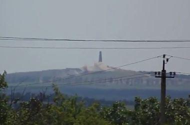 В Донецкой области идут бои за мемориальный комплекс