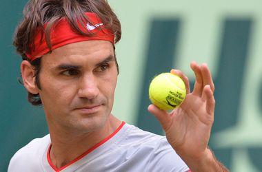 Как Роджер Федерер сбился со счета и не понял, что выиграл матч