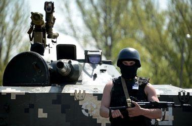 Силы АТО взяли под контроль 248 км госграницы, более десятка населенных пунктов и уничтожили свыше 50 боевиков