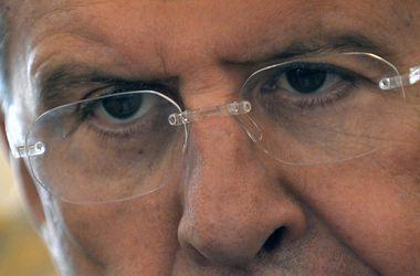 """Лавров требует от Киева оплатить """"ремонт"""" посольства и наказать виновных"""