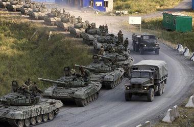 Из Ростовской области в Украину движется военная техника - СМИ