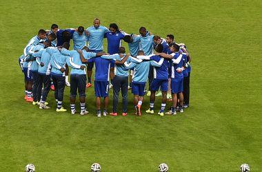 ЧМ-2014: онлайн матча Франция - Гондурас
