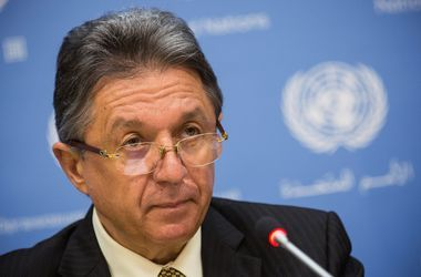 В ООН объяснили, почему не осудили протест у посольства РФ