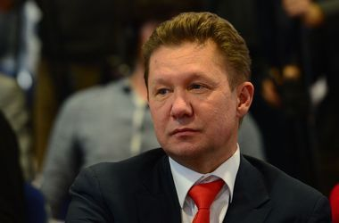 Миллер: Яценюк настроен на газовую войну с РФ