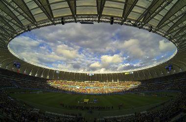 ФИФА извинилась за отсутствие гимнов на матче Франция - Гондурас