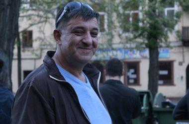 """В Одессе напали на лидера """"Правого сектора"""""""