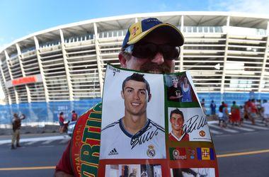 ЧМ-2014: онлайн матча Германия - Португалия