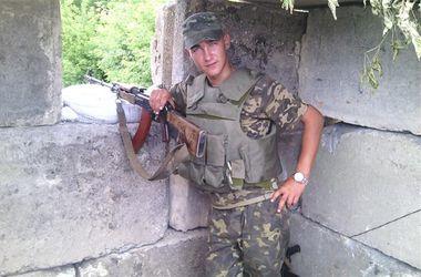 На Закарпатье похоронили убитого под Луганском 19-летнего солдата