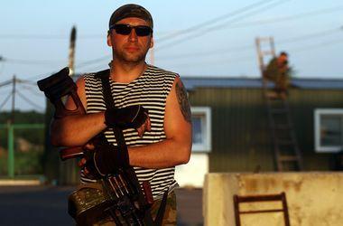 В Донбассе находится около 20 тысяч боевиков, большинство – из России – СНБО