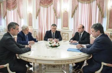 Порошенко и Сорос поговорили о реформах