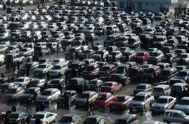 Падение рынка авто в Украине бьет рекорды