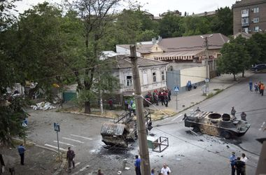 """Задержана лидер """"ДНР"""" в Мариуполе - Аваков"""