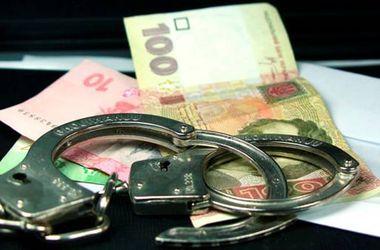 Под Киевом поймали водителей-взяточников