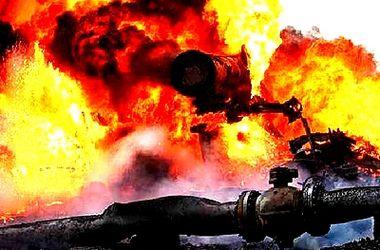 В Полтавской области произошел взрыв на газопроводе: столп огня достигал 200 метров - МВД