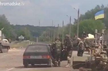 Бои за Металлист: АТО почти в Луганске