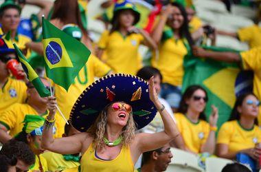 Где смотреть матч Бразилия - Мексика