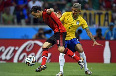 Бразилия и Мексика победителя не выявили