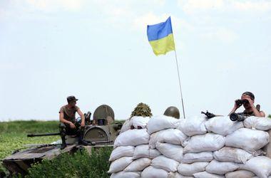 Под Луганском погибли четыре бойца, участвующих в АТО – Парубий