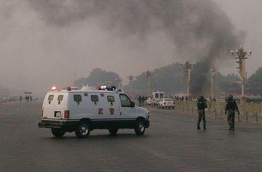 Мощный взрыв на военном складе в Китае унес 17 жизней