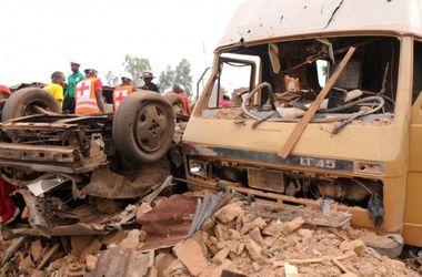 В Нигерии террорист-смертник взорвал себя во время трансляции матча ЧМ-2014