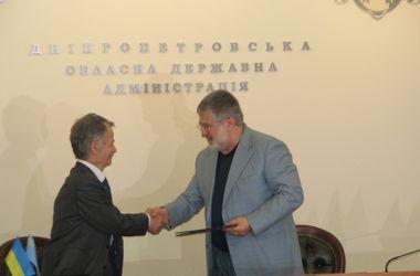 О чем договорились Коломойский и Джемилев в Днепропетровске