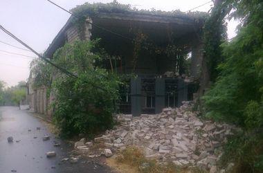 В Мариуполе взрывом обесточили телевышку